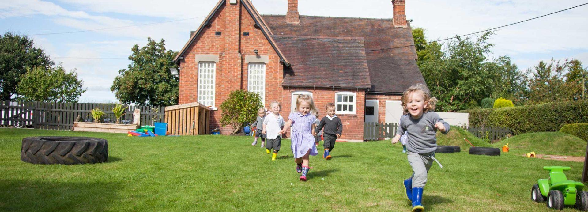 Stretton Lodge Nursery